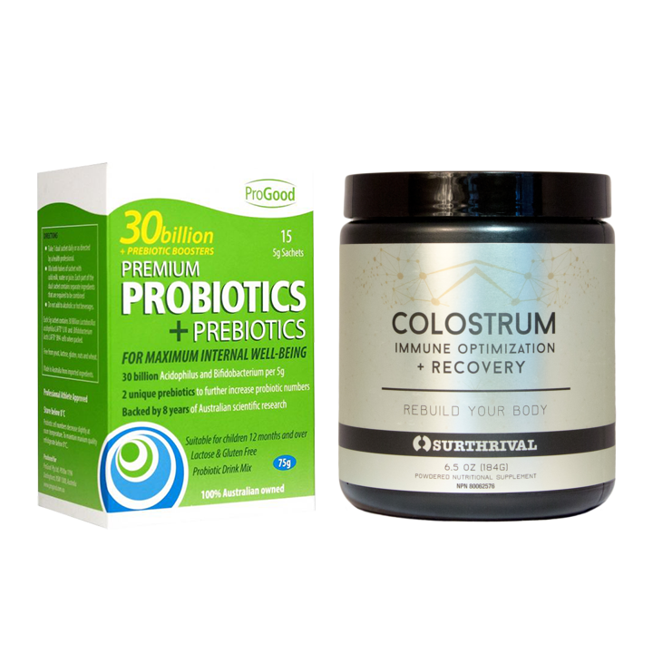 Gut Healing Protocol Supplement Pack