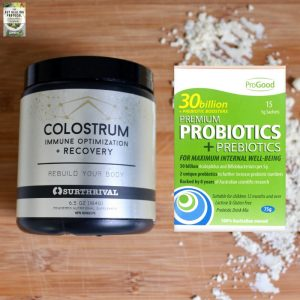 Gut Healing Protocol Supplements Kale Brock