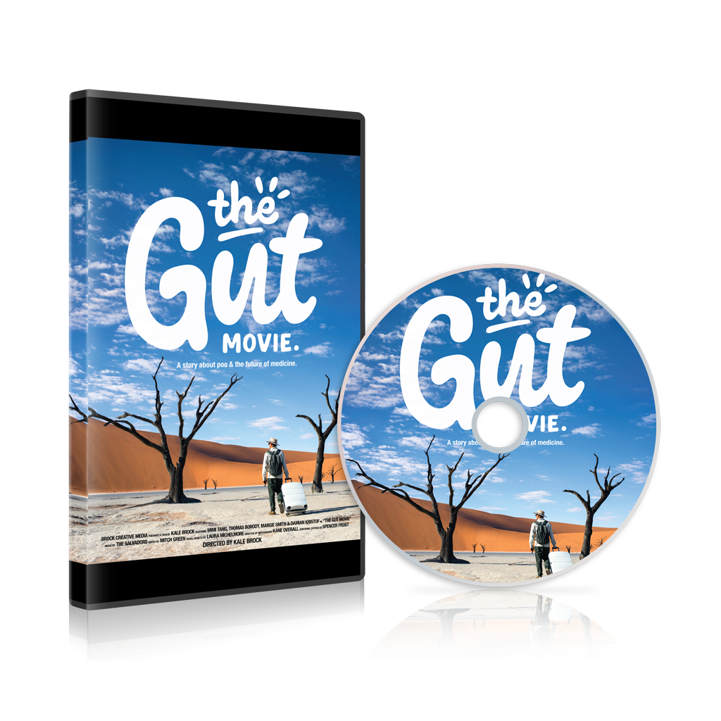 The Gut Movie DVD