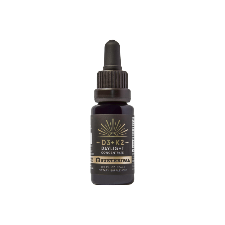 Vitamin D3+K2 Daylight Concentrate