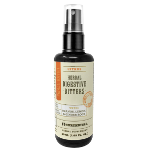Surthrival - Herbal Digestive Bitters | 50ml Mouth Spray